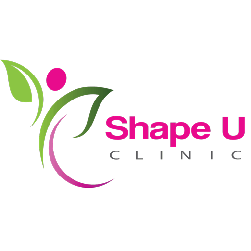 Logo of Shape u clinic Swindon for Cyrolipolysis Fat Freeze, Fermi Wand Vaginal Tightening, Brazilian Bum lift, HIFU Face Lift and more!