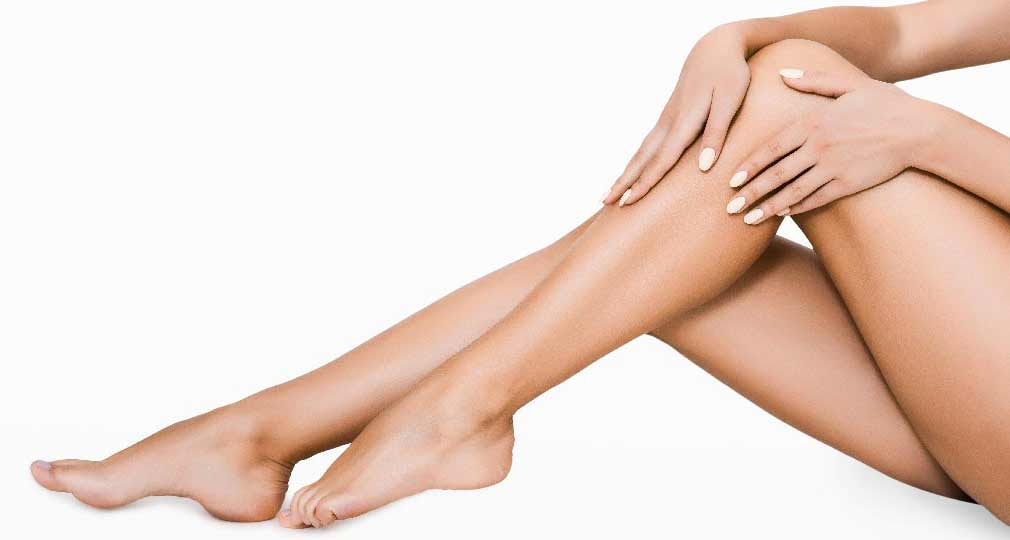 Photo of smooth legs - Laser Hair Removal Swindon